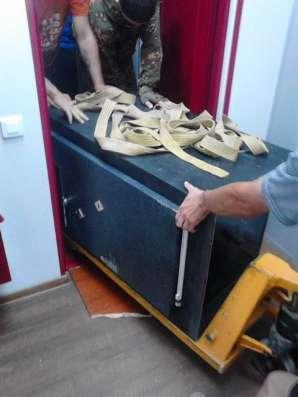 Перевозка пианино, сейфов, банкоматов