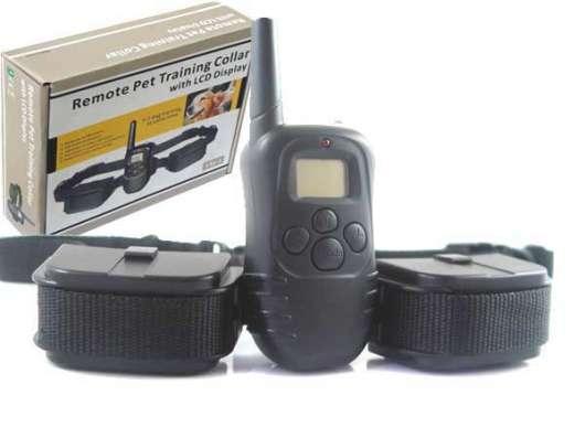 Комплект электронных ошейников 998D для двух собак