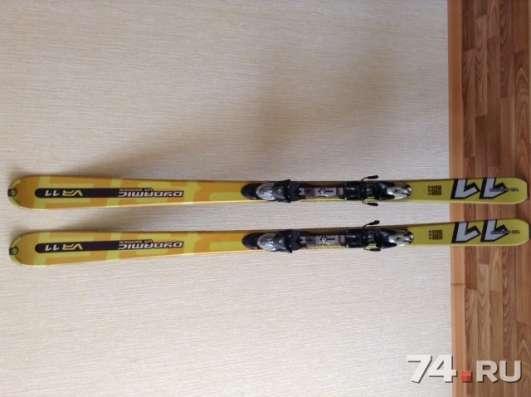 Горные лыжи Dynamic VR11