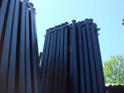 Столбы металлические для забора в Ярославле