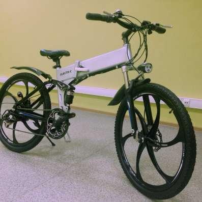 Электровелосипед Roadster (Акция -10% до 30 октября)