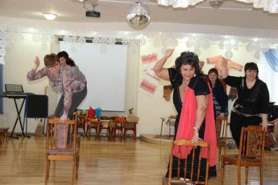 Мастер-класс Г.Гусевой для педагогов ДОУ
