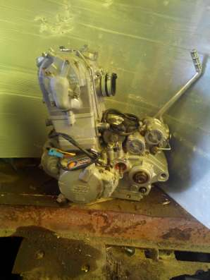 Двигатель KTM 640 LC4 SUPERMOTO в Новосибирске Фото 2