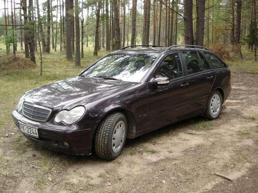 Продажа авто, Mercedes-Benz, C-klasse, Автомат с пробегом 142000 км, в г.Даугавпилс Фото 1
