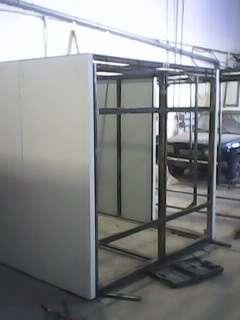 Изготовление и ремонт термобудок