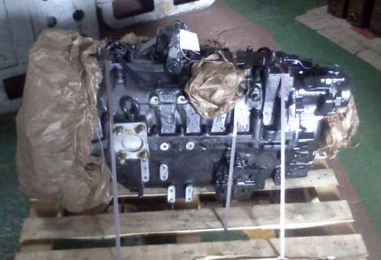 КПП-543205, КПП-202, КПП-65151, КПП-65158, запчасти, ремонт