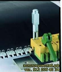 сшивка  соединения Anker Flexco Флекско конвейерных лент