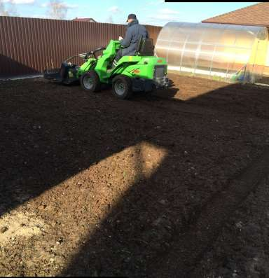создаём газоны в Смоленске Фото 2