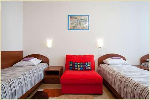 Комфортные номера и уют в мини-отеле «На Басманной»