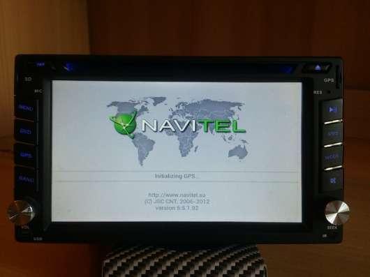 Автомагнитола 2DIN мультимедийная с GPS