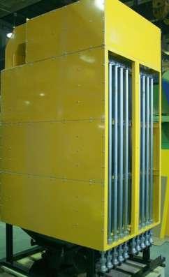 Фильтрующие картриджи (кассеты) плоские для   FMP/FMPF