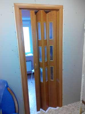 Установка входных и межкомнатных дверей в Новосибирске Фото 3