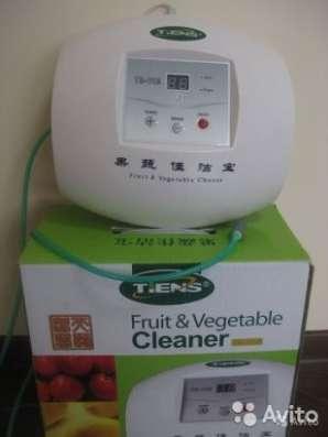 Электробытовой прибор-машина для очистки фруктов и овощей