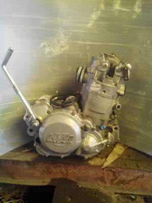 Двигатель KTM 640 LC4 SUPERMOTO