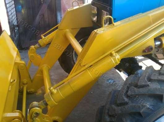 Погрузчик фронтальный навесной для трактора мтз-82 в Костроме Фото 4