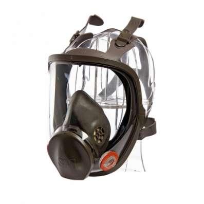 Полная маска(респиратор) 3M 6800