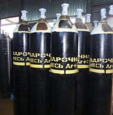 Сварочная смесь аргоноуглекислотная 92Ar + 8CO2