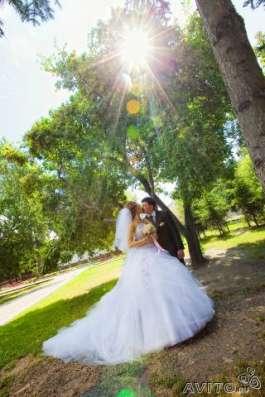 Продам шикарное свадебное платье в Новосибирске Фото 1