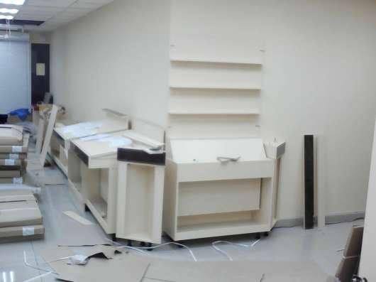 монтаж торгового оборудования в Екатеринбурге Фото 4