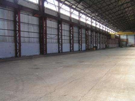 Склад с кран-балкой 1000 м² 12 км от МКАД