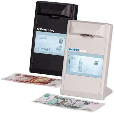 Детектор банкнот Дорс 1000 м3 инфракрасный