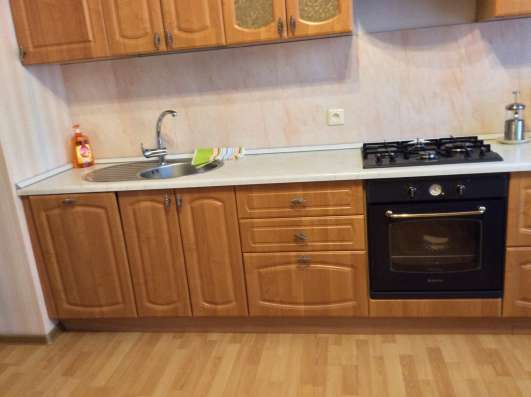Кухня со встроенной техникой в Екатеринбурге Фото 3