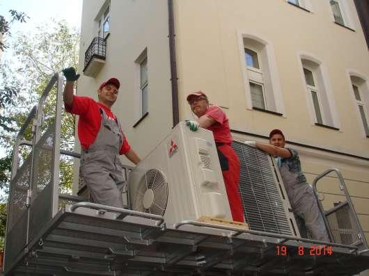 Вентиляция и кондиционирование, воздушное отопление. в Москве Фото 4