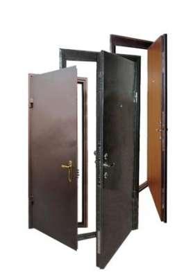 Продам сейф-двери, ворота