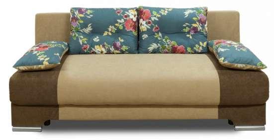 Прямой диван Киви Муд (подушки со съемным чехлом на молнии) в Екатеринбурге Фото 2