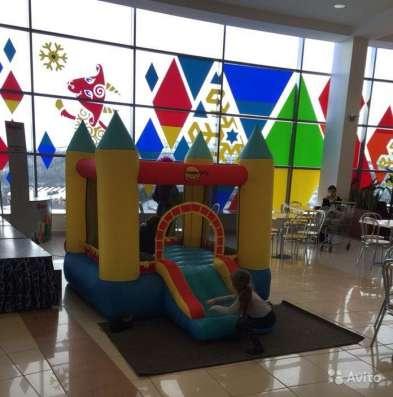 Прокат батутов на детский праздник в Мурманске Фото 2