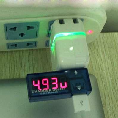 USB тестер тока и напряжения, Charger Doctor в Санкт-Петербурге Фото 1