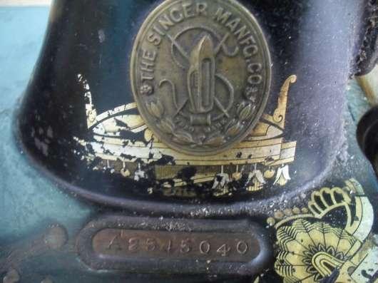 Продаю швейную машинку SINGER 1911 года