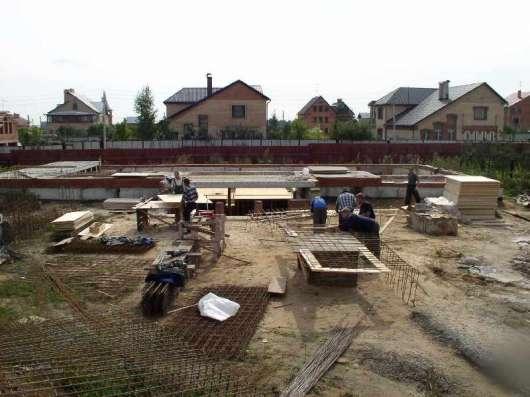 Строительство коттеджа, загородного дома в Санкт-Петербурге