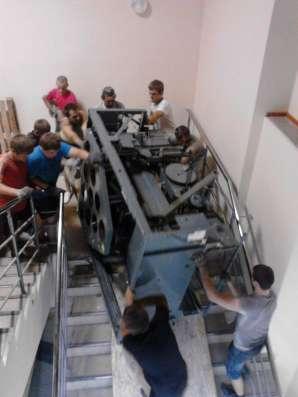 Такелажные работы, погрузка разгрузка, пианино сейфов банком в Белгороде Фото 1