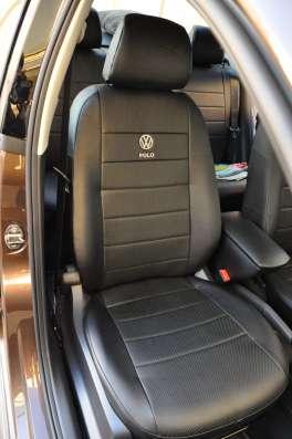 Авточехлы VW Polo
