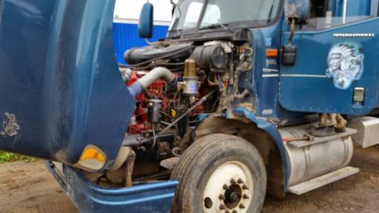 Автоэлектрик-диагност по американским грузовикам