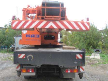 Автокран МАЗ Клинцы 25 тонн 28 метров КС-55713-6К-3 в Санкт-Петербурге Фото 5