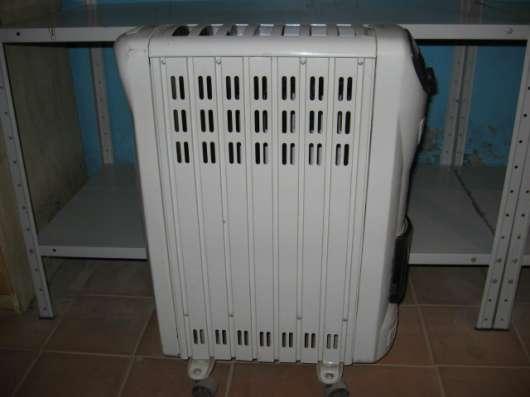 Масляный радиатор 1,5 кВт GENERAL