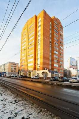 Снять квартиру посуточно Б.Ибрагимова, 53
