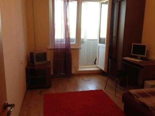 двухкомнатная квартира, в аренду в Москве Фото 3