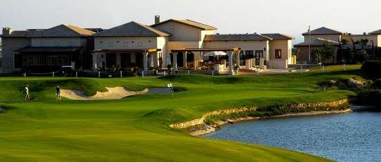 Двухкомнатный Апартамент в элитном гольф-курорте на Кипре