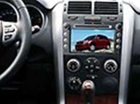 Штатная автомагнитола Suzuki Grand Vitara (05-12 г).