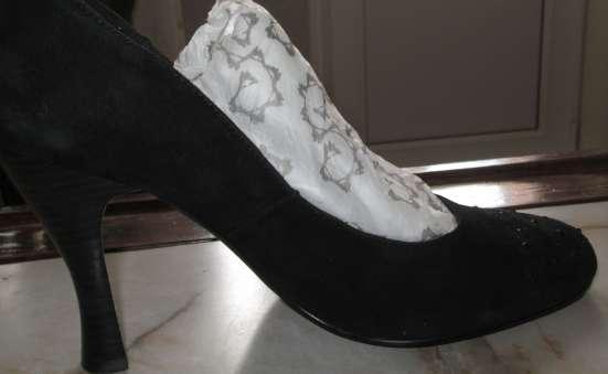 Продаю женские чёрные туфли немецкой фирмы Mascotte, р. 38 в Краснодаре Фото 3
