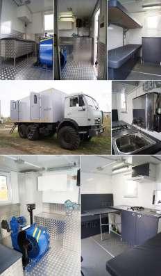 Лаборатория исследования скважин на базе Урал 4320