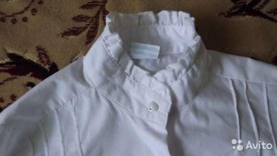 Белая блузка для школьницы в Саратове Фото 2