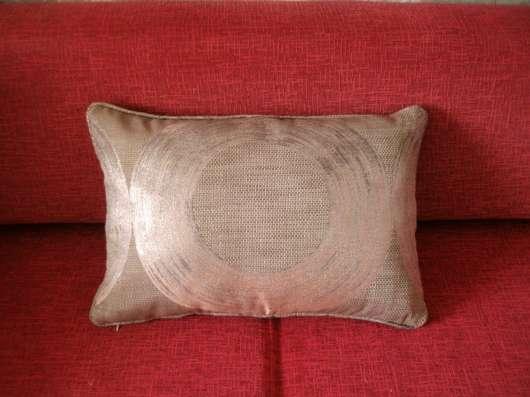 Готовые шторы, портьеры, подушки, текстиль для интерьера
