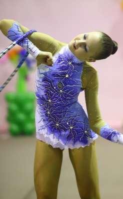 Купальник для художественной гимнастики и предметы