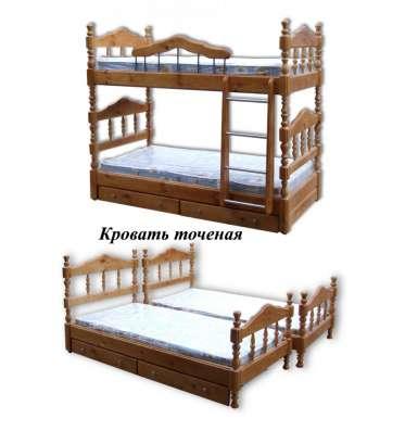 Кровати одно, двух, трехъярусные; прихожие шкафы из ДЕРЕВА