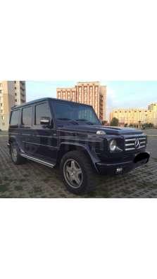 Продажа авто, Mercedes-Benz, G-klasse, Автомат с пробегом 275000 км, в Пензе Фото 5
