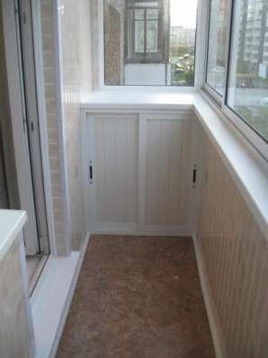 Остекление пвх, алюм, отделка балконов, Окна двери в Балашихе Фото 3